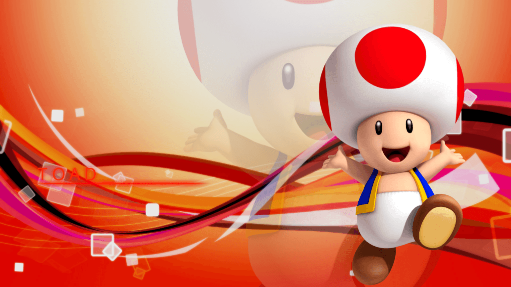Toad Mario Wallpapers
