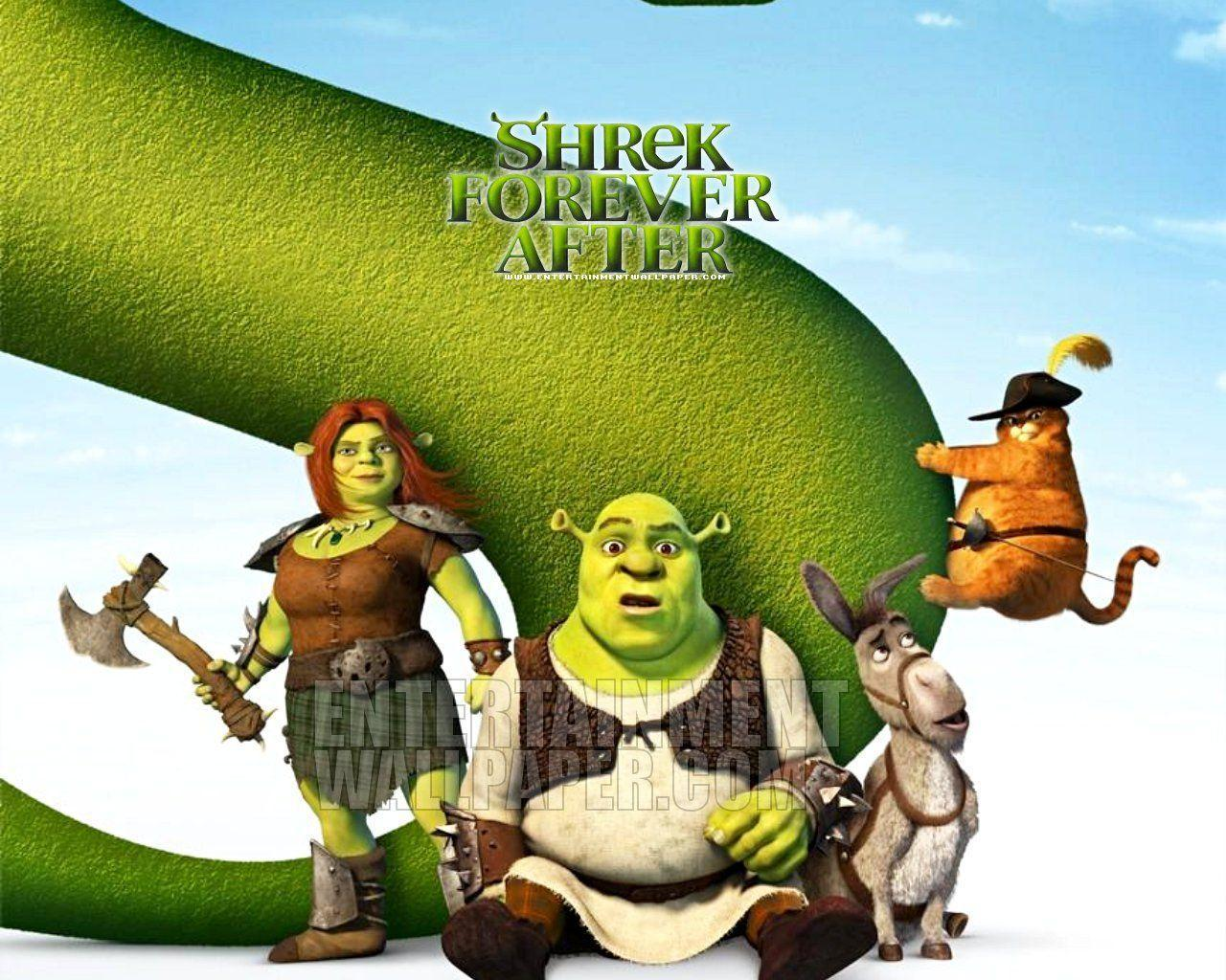 Shrek 2 Cartoon Characters : Shrek wallpapers wallpaper cave