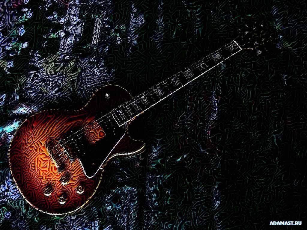 Cool Guitar Backgrounds Wallpaper Cave