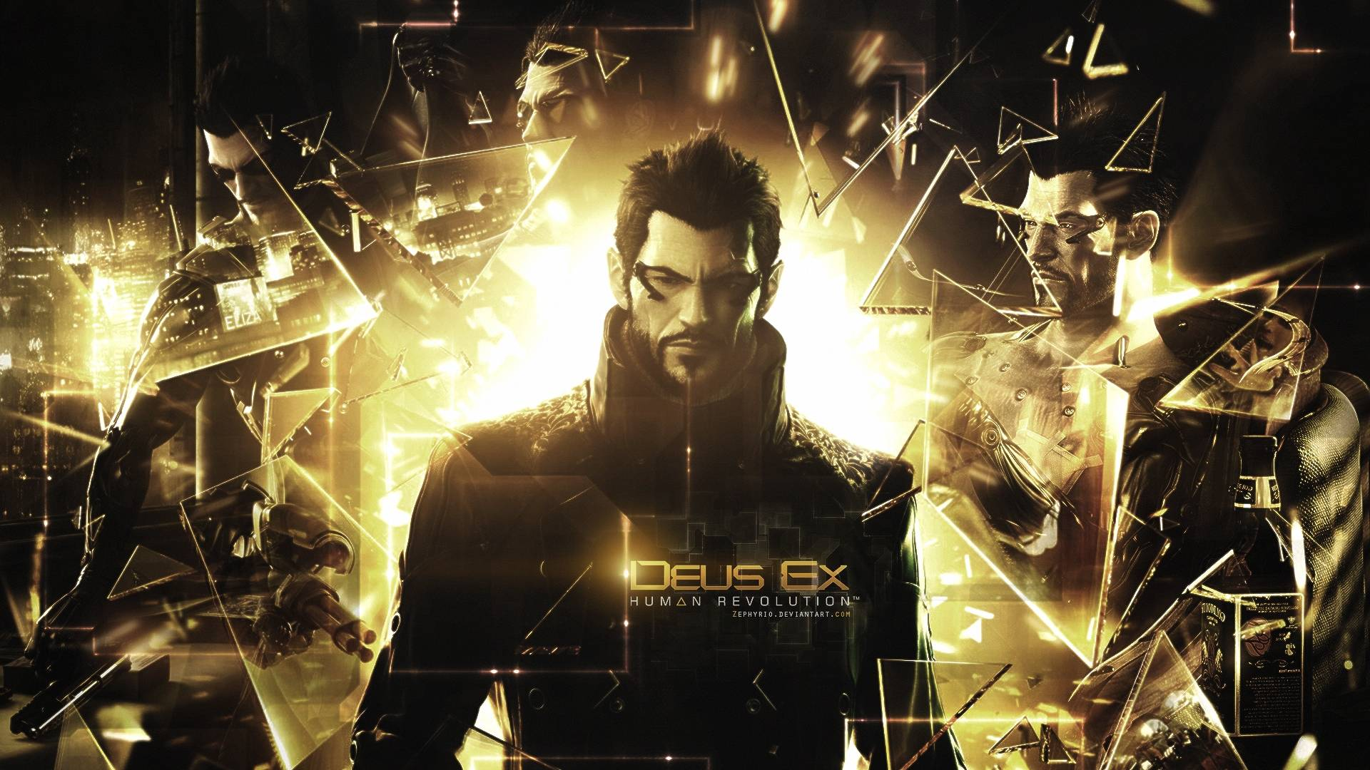 Image For > Deus Ex Wallpapers