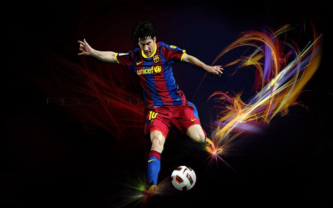 Computer Wallpapers: Lionel Messi Wallpapers