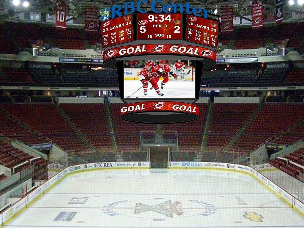 NHL Wallpapers » Blog Archive » Carolina Hurricanes Home Stadium