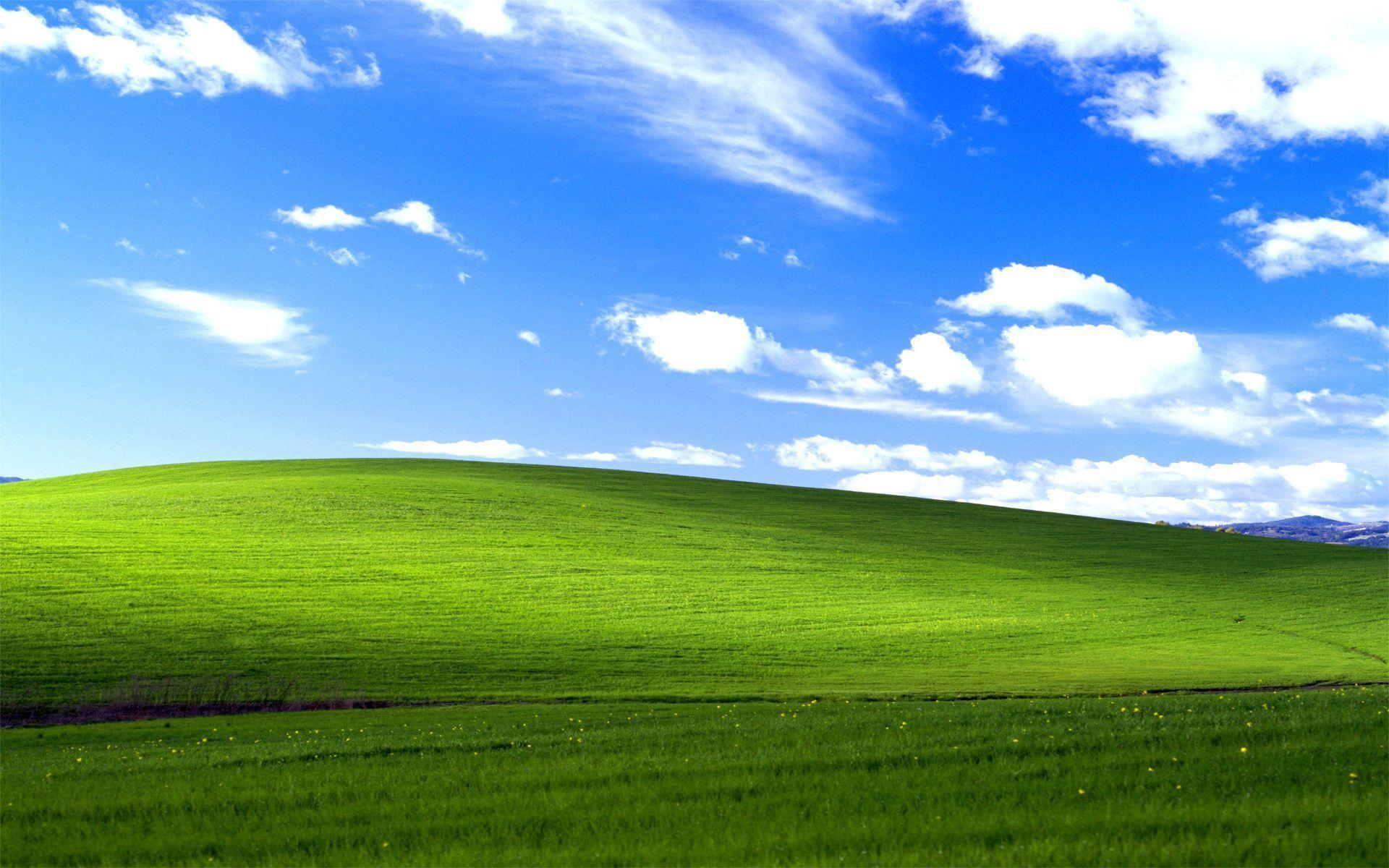 Windows Xp Bliss Wallpapers Hd Wallpapers