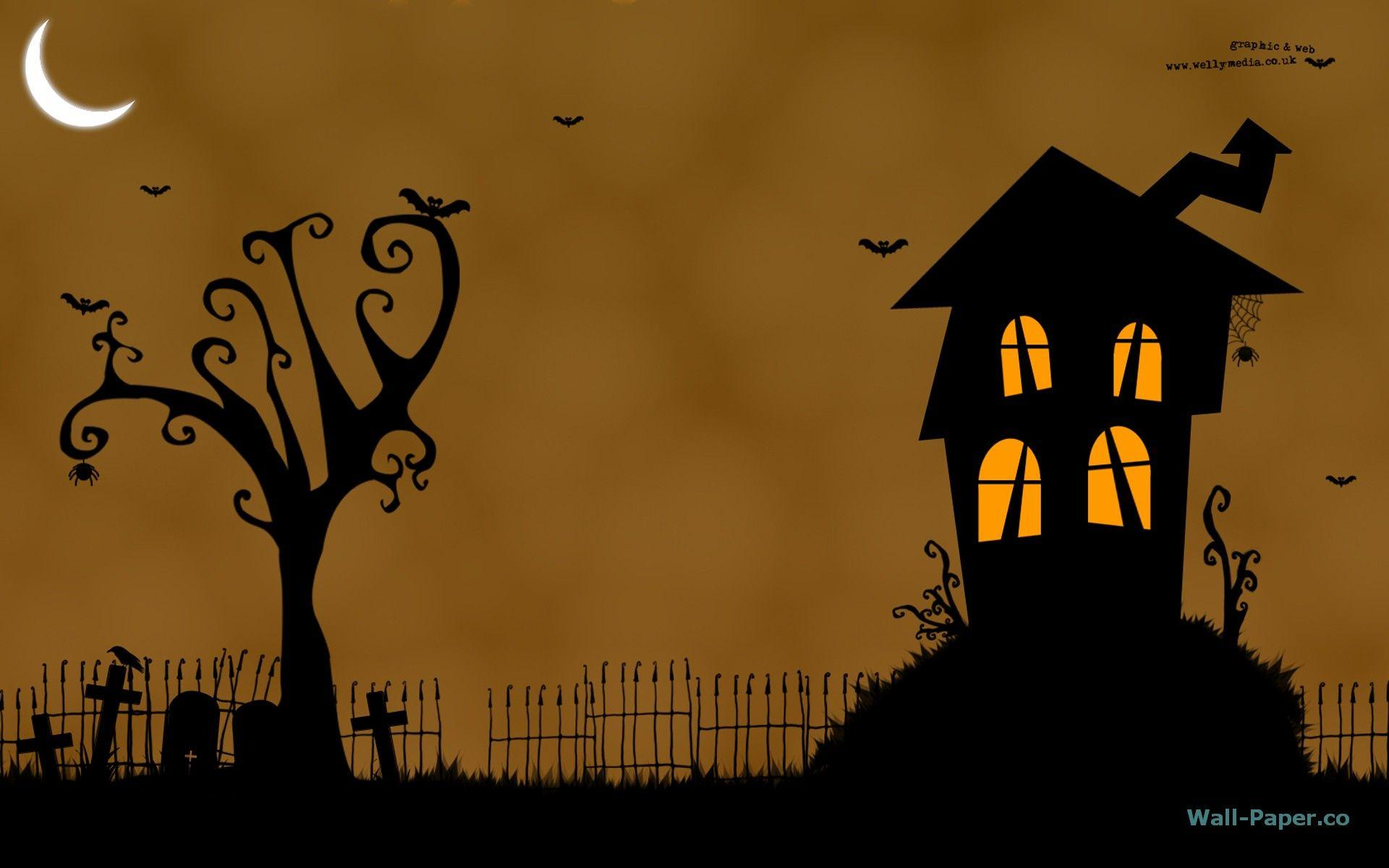 animated halloween wallpaper witches - photo #44