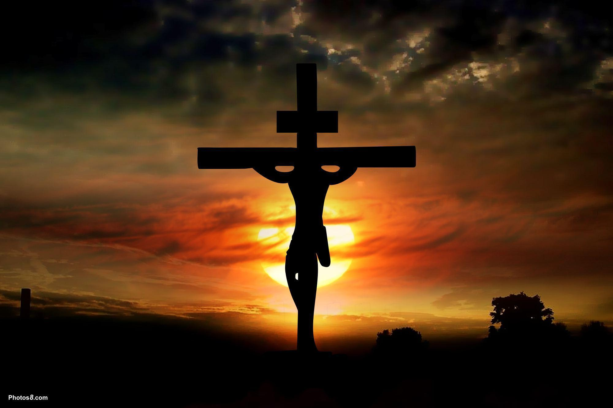 Wallpapers For Jesus On The Cross Background