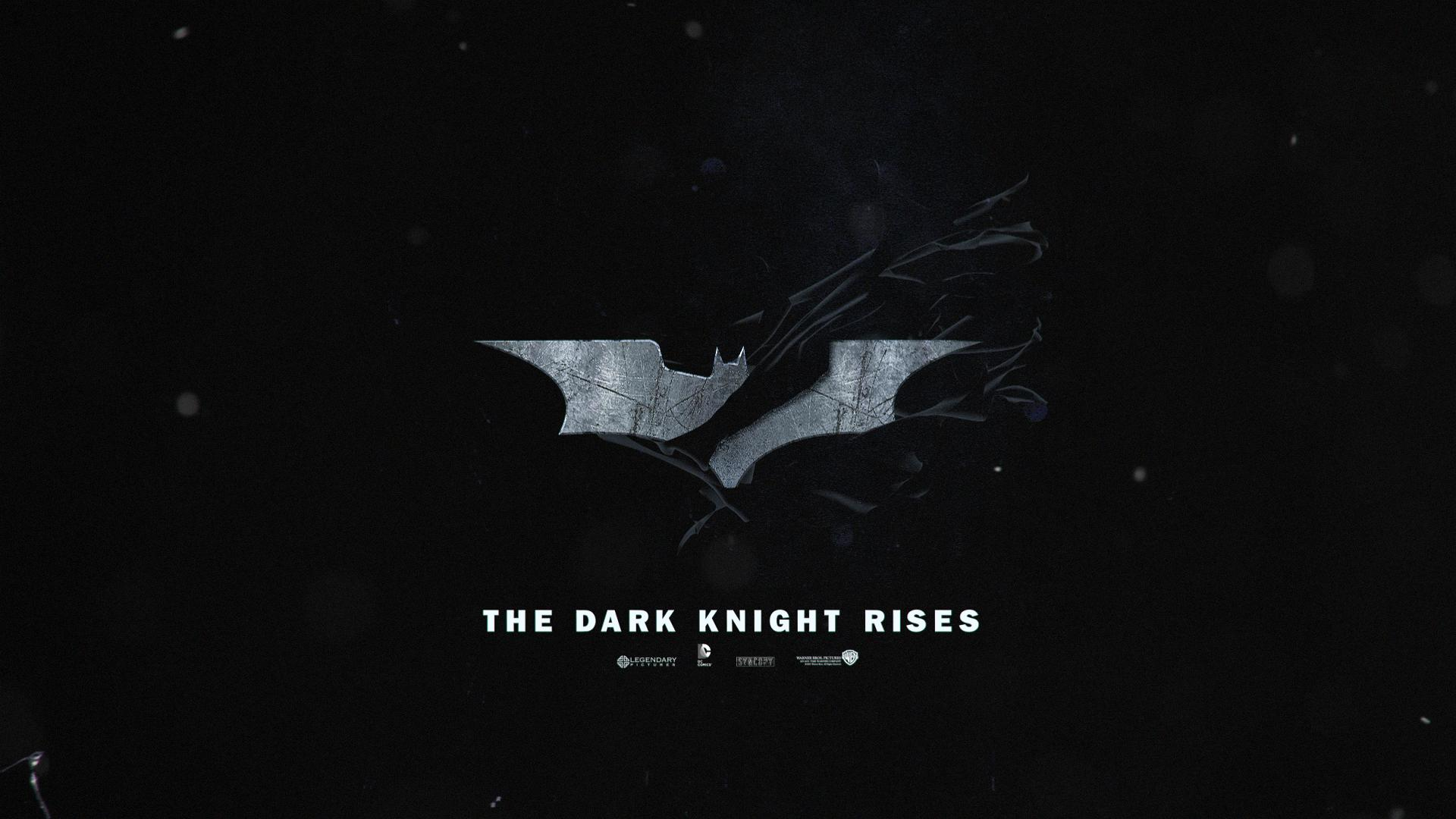 Dark Knight Logo Wallpapers Wallpaper Cave