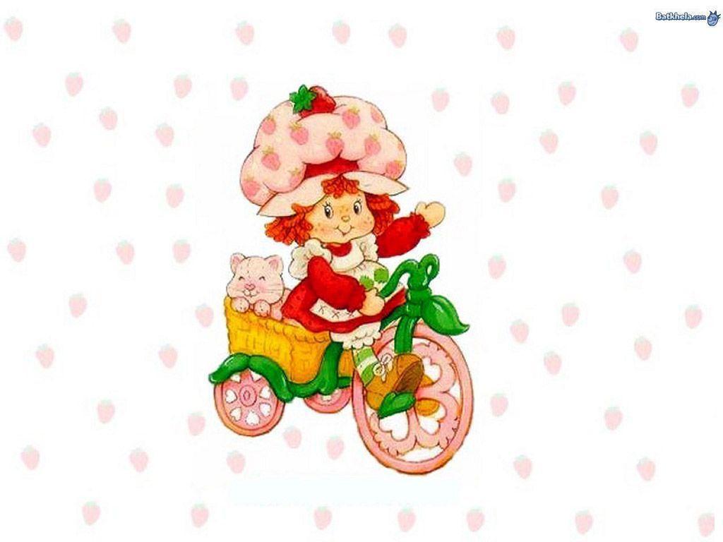 Strawberry Shortcake Cake Games Online