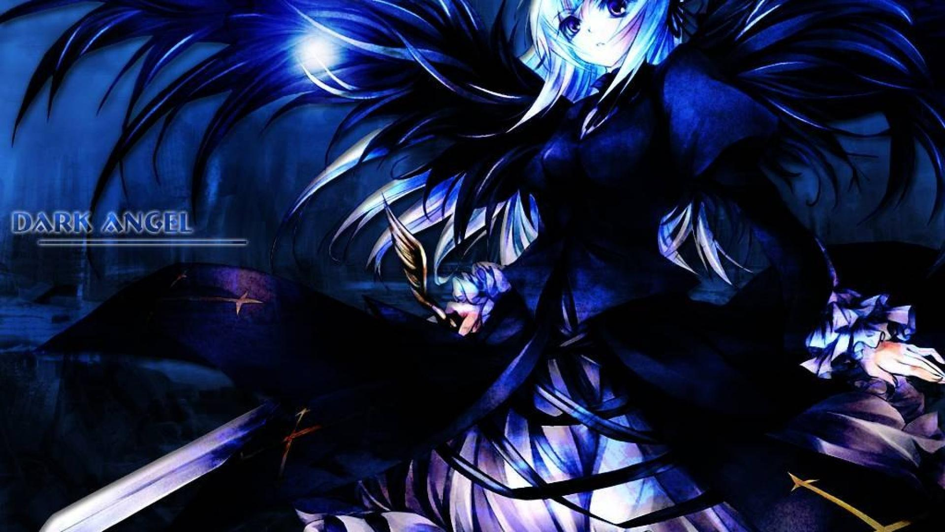 dark anime wallpapers wallpaper cave