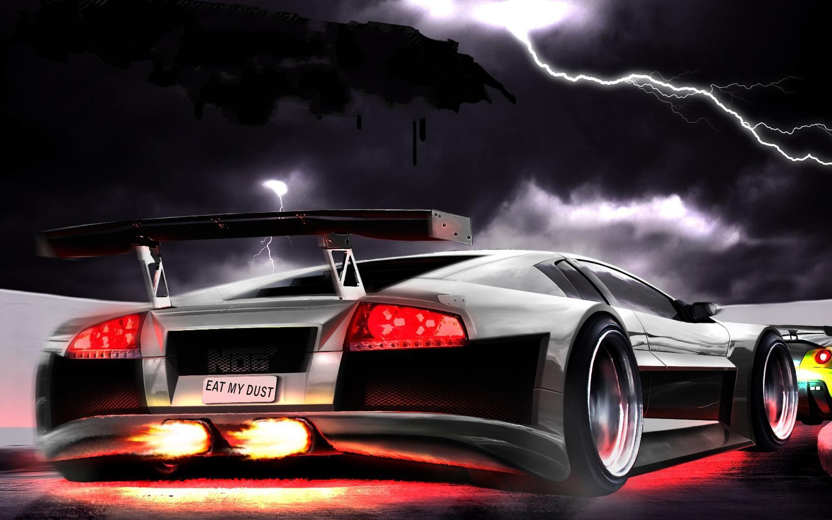 3D Cars HD Wallpapers | HD Wallpapers 360