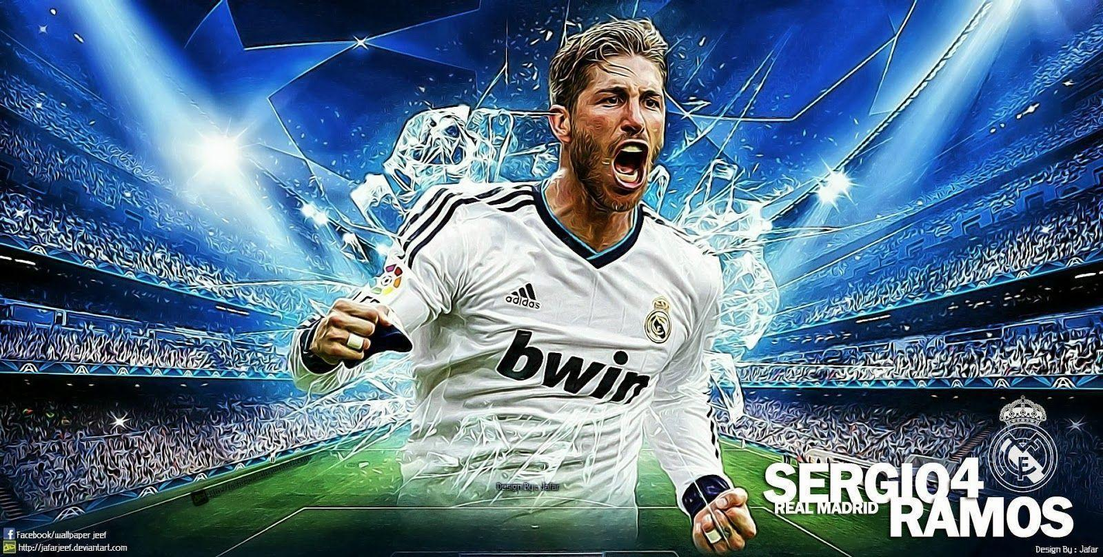 Sergio Ramos 2015 Wallpapers HD