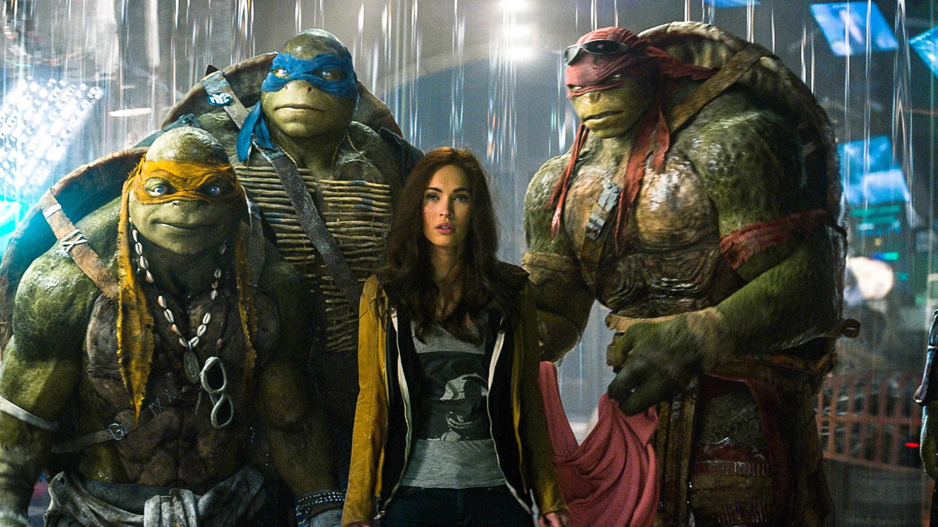 Teenage Mutant Ninja Turtles 2015 Wallpapers Wallpaper Cave