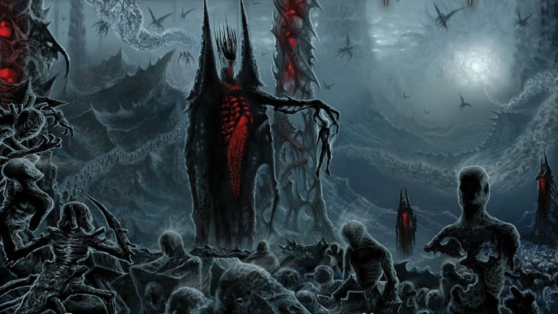 Fantasy Art Necromancers Wallpapers Hd Desktop And: Death Wallpapers