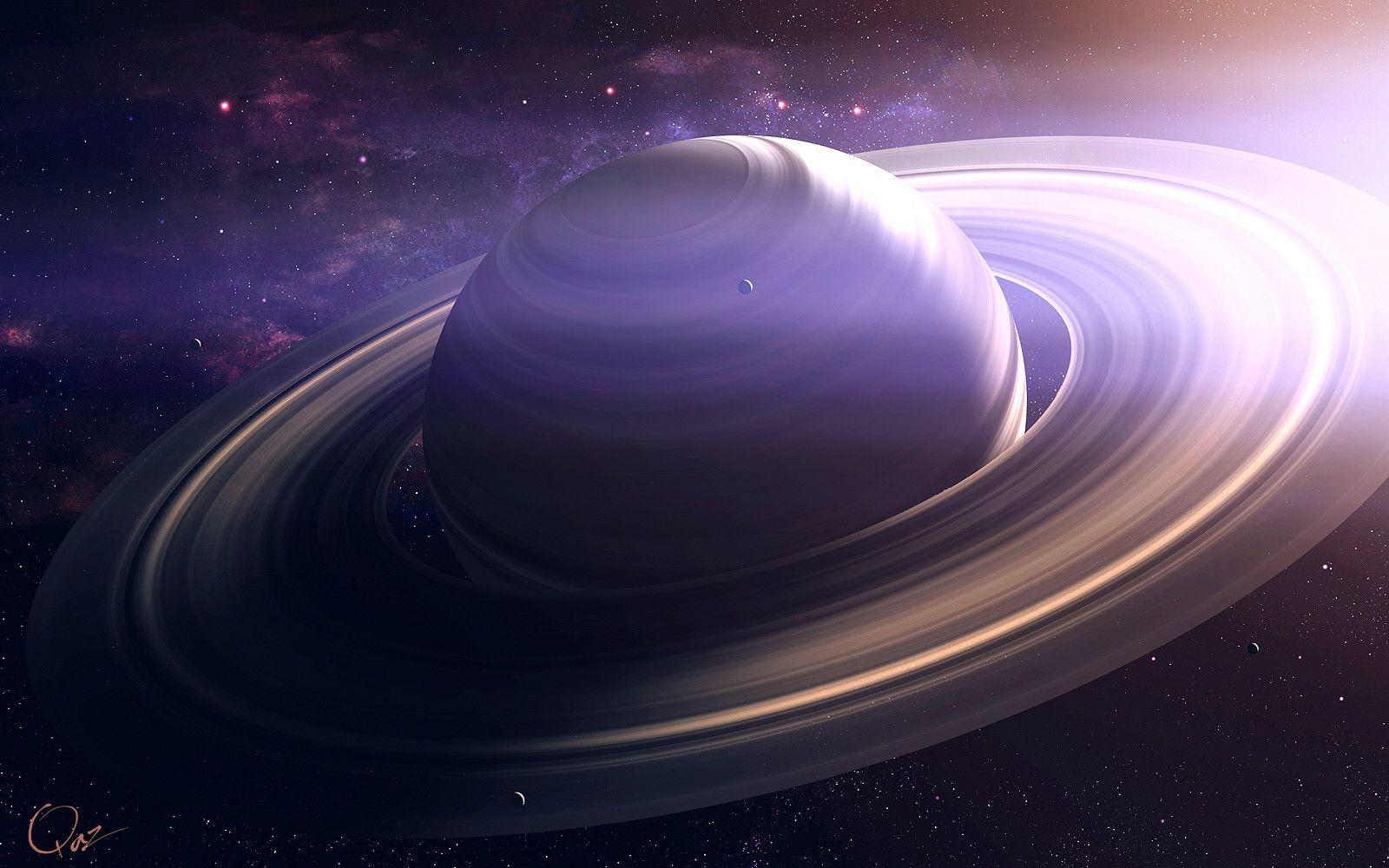 amazing solar system backgrounds in purple - photo #37