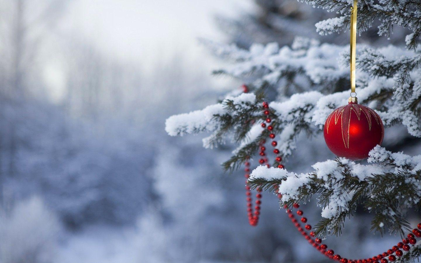 Colorful Christmas ornaments wallpaper 31093 - Christmas - Festival