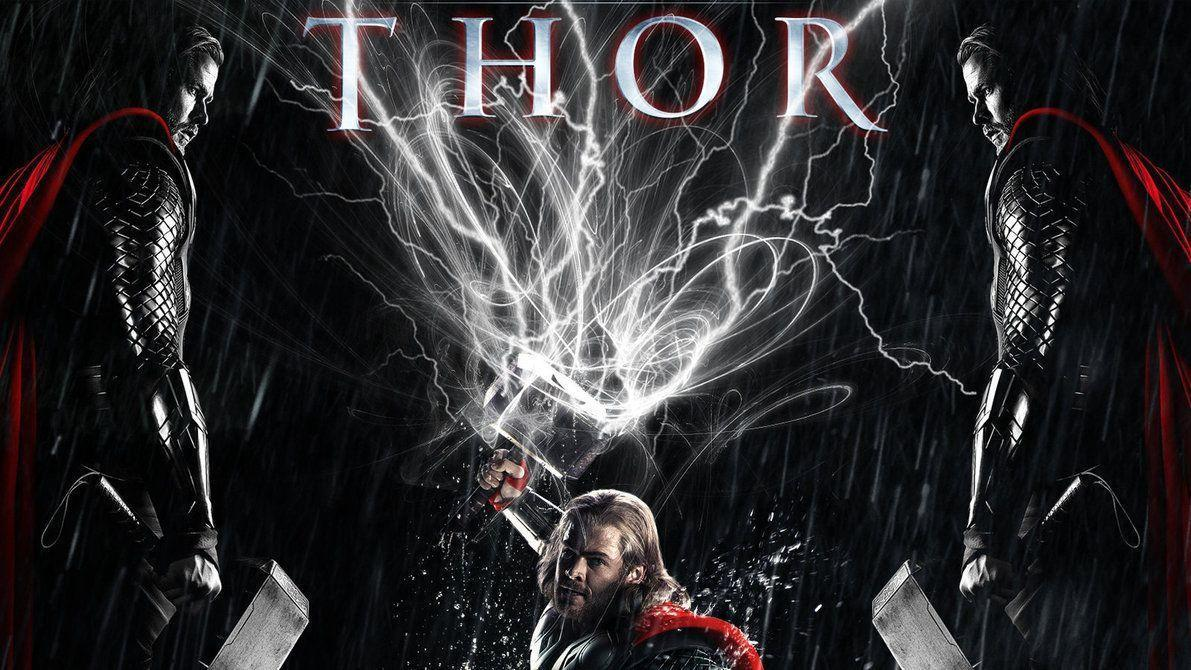 Thor Wallpaper by viork on DeviantArt