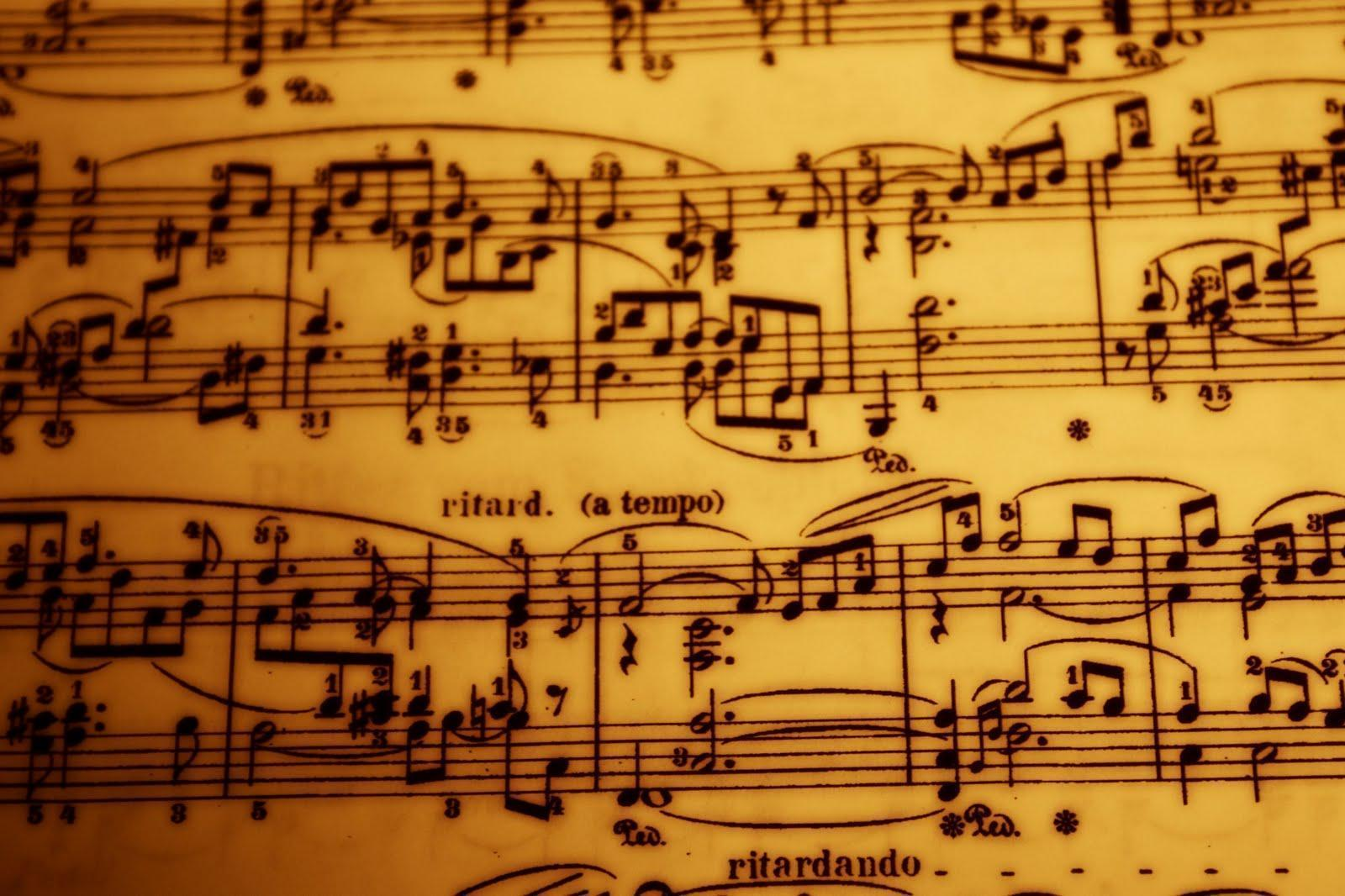 sheet music 2 wallpaper - photo #8