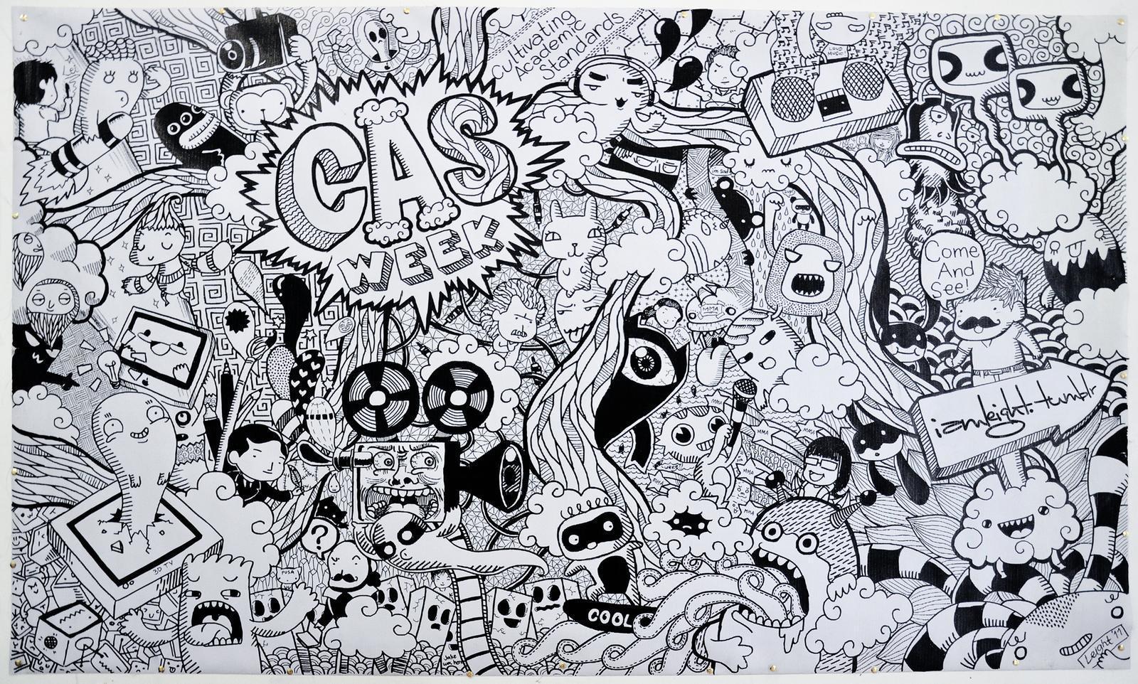 Doodle Backgrounds - Wallpaper Cave