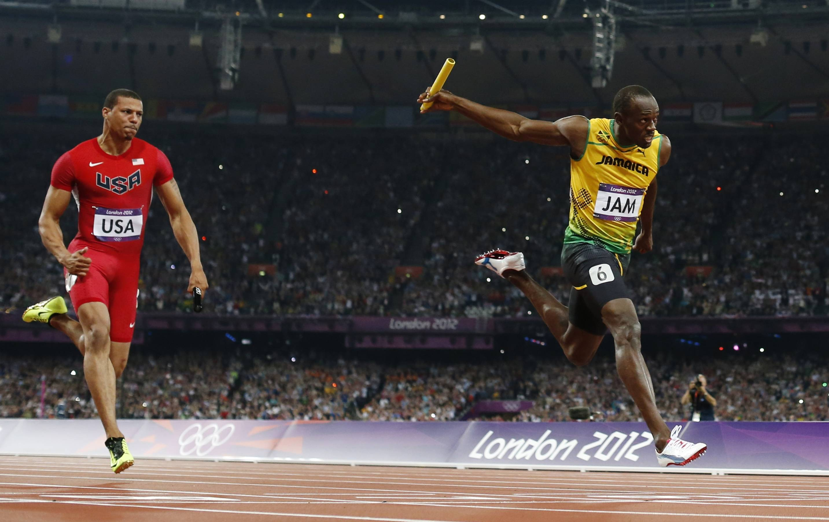 Usain Bolt Winner Wallpaper taken from Usain Bolt Wallpaper ...