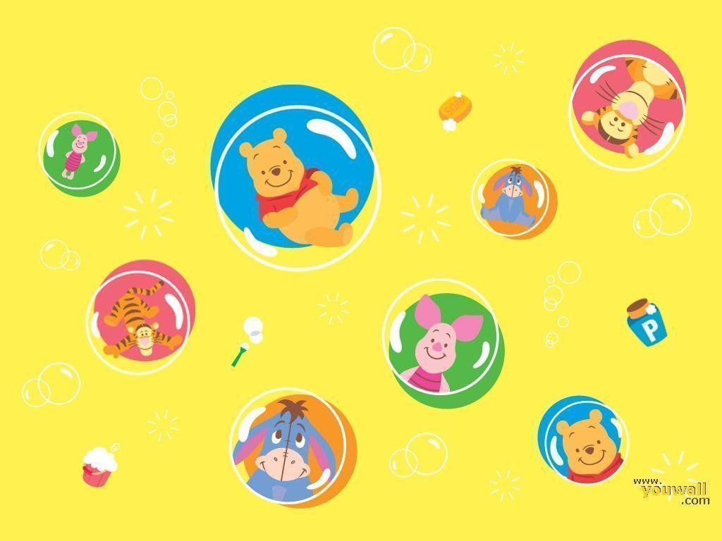 Pooh bear backgrounds wallpaper cave baby pooh pic your hd wallpaper 1024x768px wallpaper pooh bear voltagebd Image collections