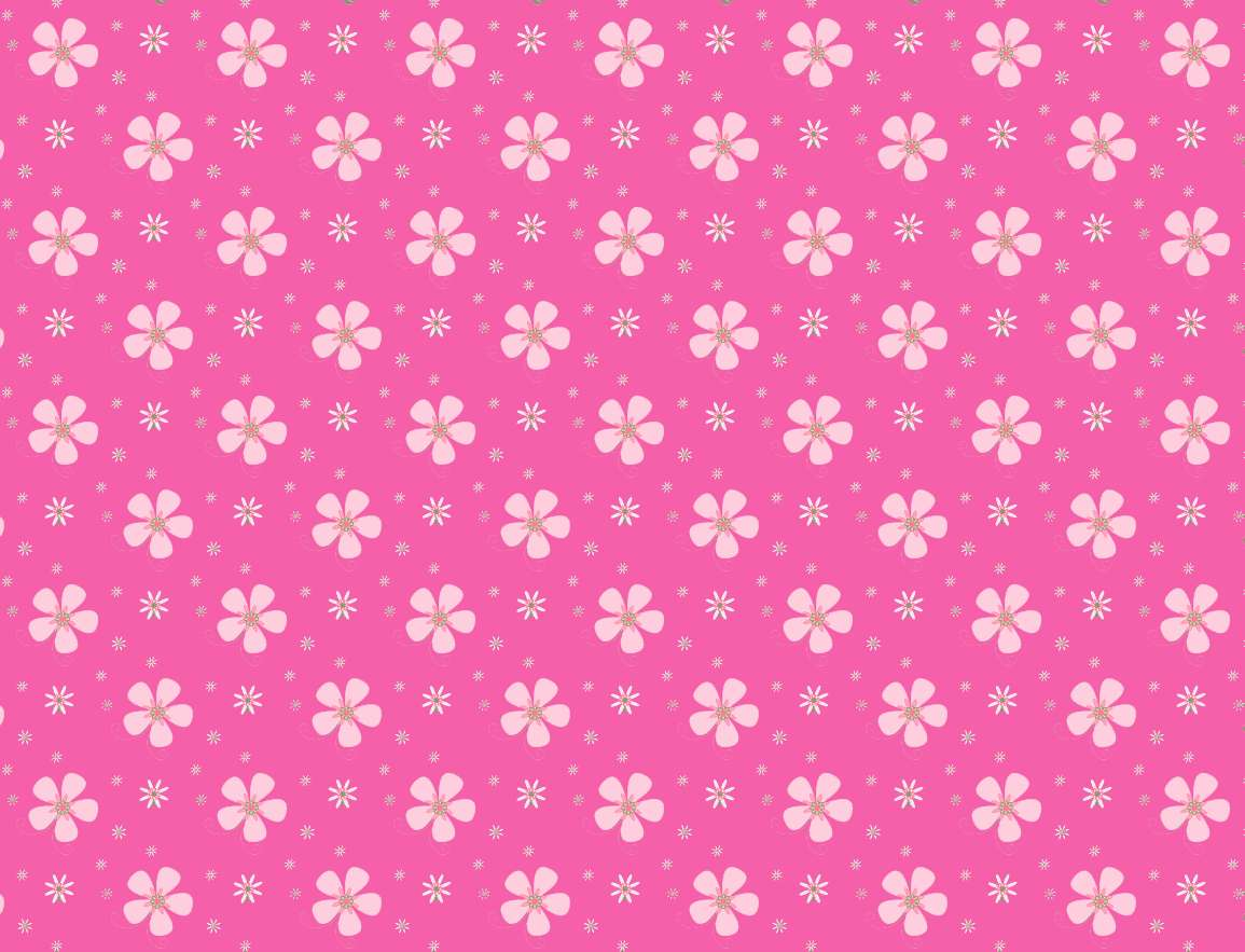 Tiling Purple Flower Twitter Background Flowers Theme For Preview