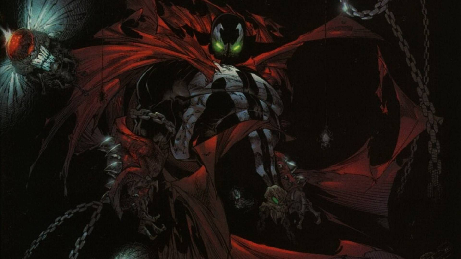 spawn wallpapers 1920x1080 - photo #3