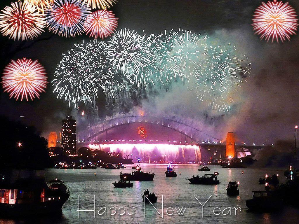 happy new year screensavers free download wallpapers idol