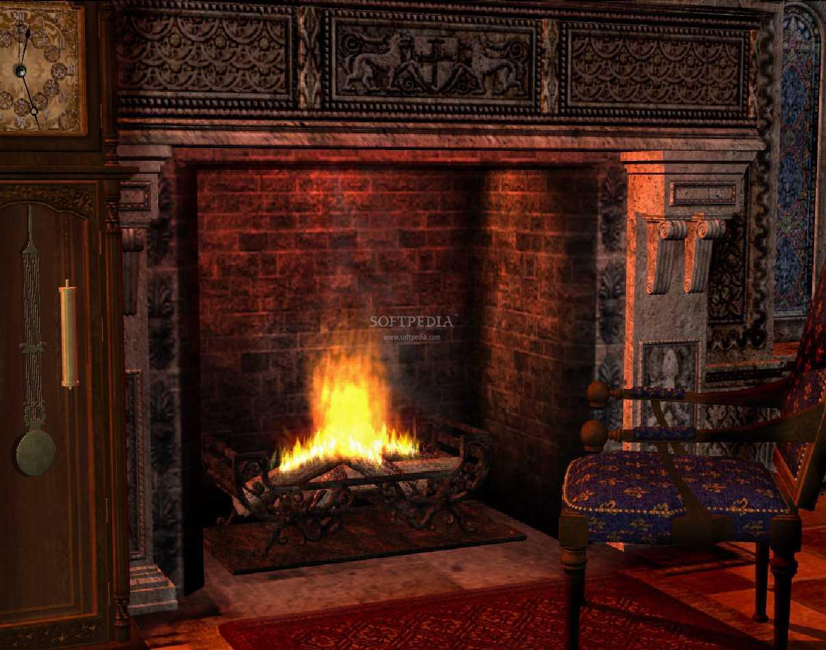 fireplace desktop wallpapers wallpaper cave