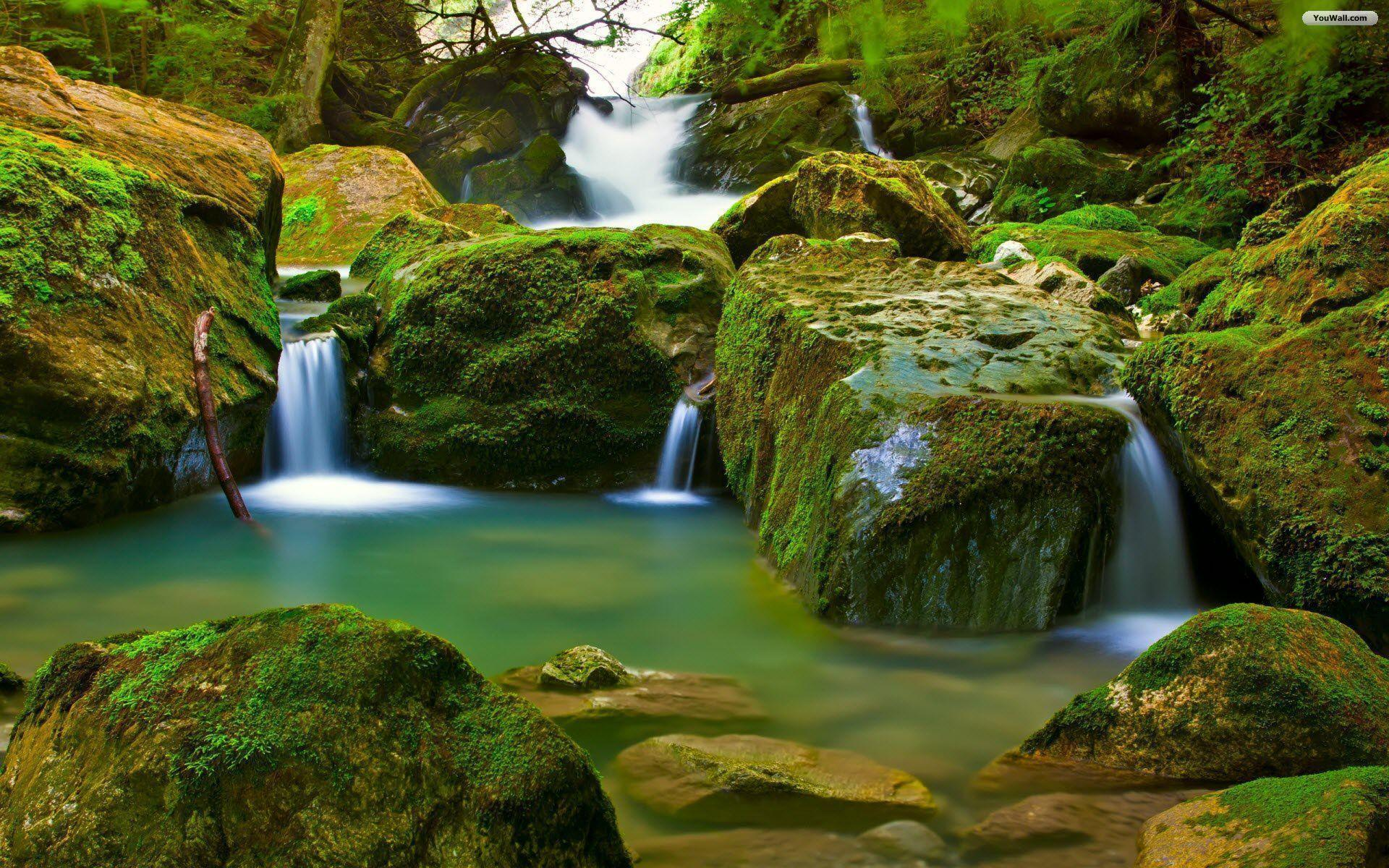 Beautiful Waterfalls Wallpapers Download 1920x1200PX ~ Wallpapers