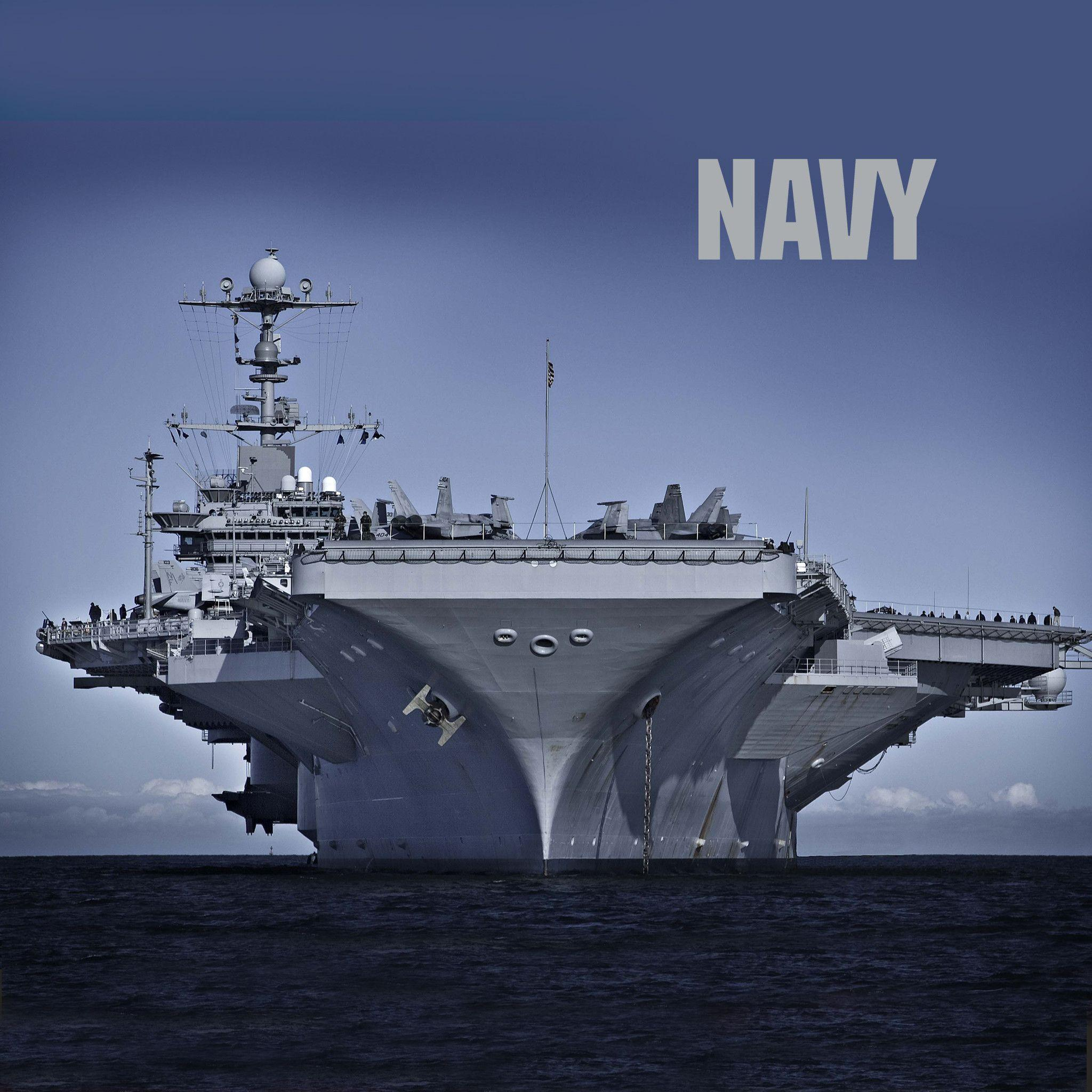 US Navy Wallpapers for your New iPad with Retina Display
