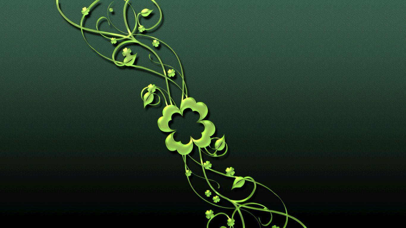 Happy St. Patrick's Day 2012 PowerPoint Backgrounds Free Download ...