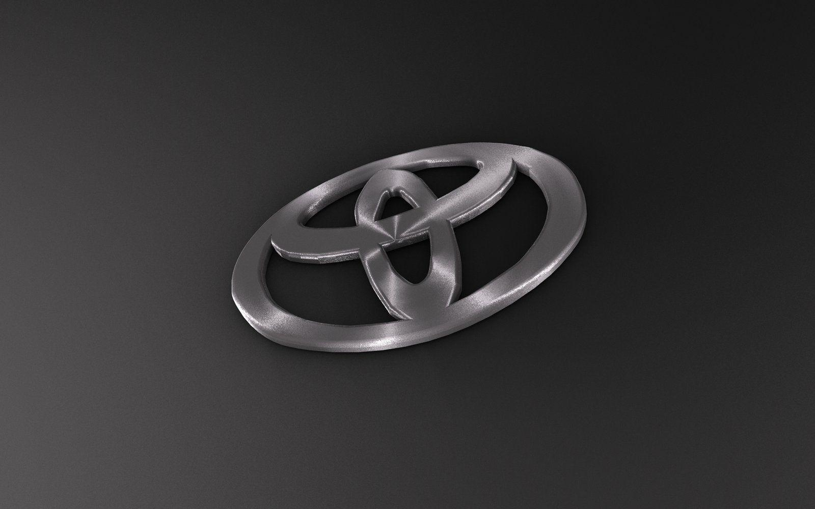 Toyota Logo Wallpaper - Free Download Wallpaper from wallpaperate.com