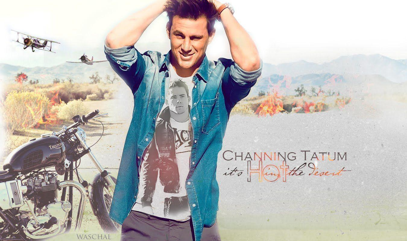 channing tatum desktop wallpapers wallpaper cave