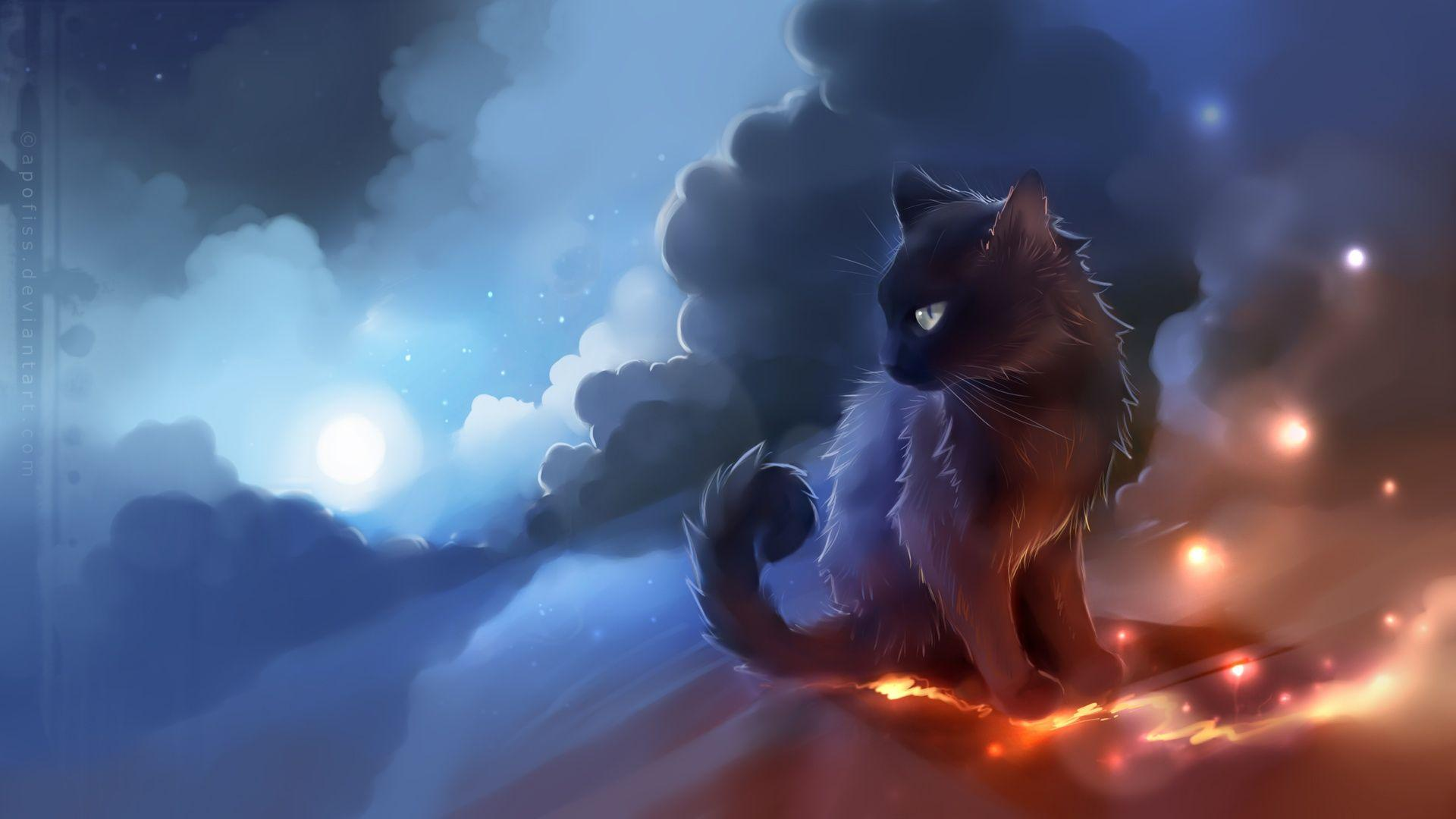 Warrior cats wallpaper