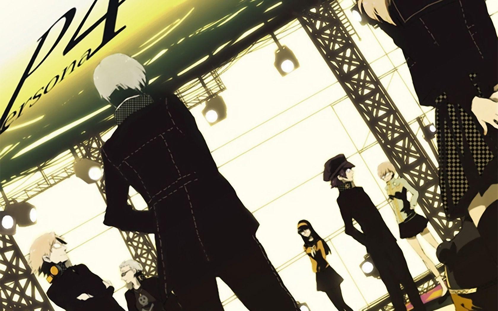 Persona 3 Wallpaper 4k: Persona 4 Wallpapers