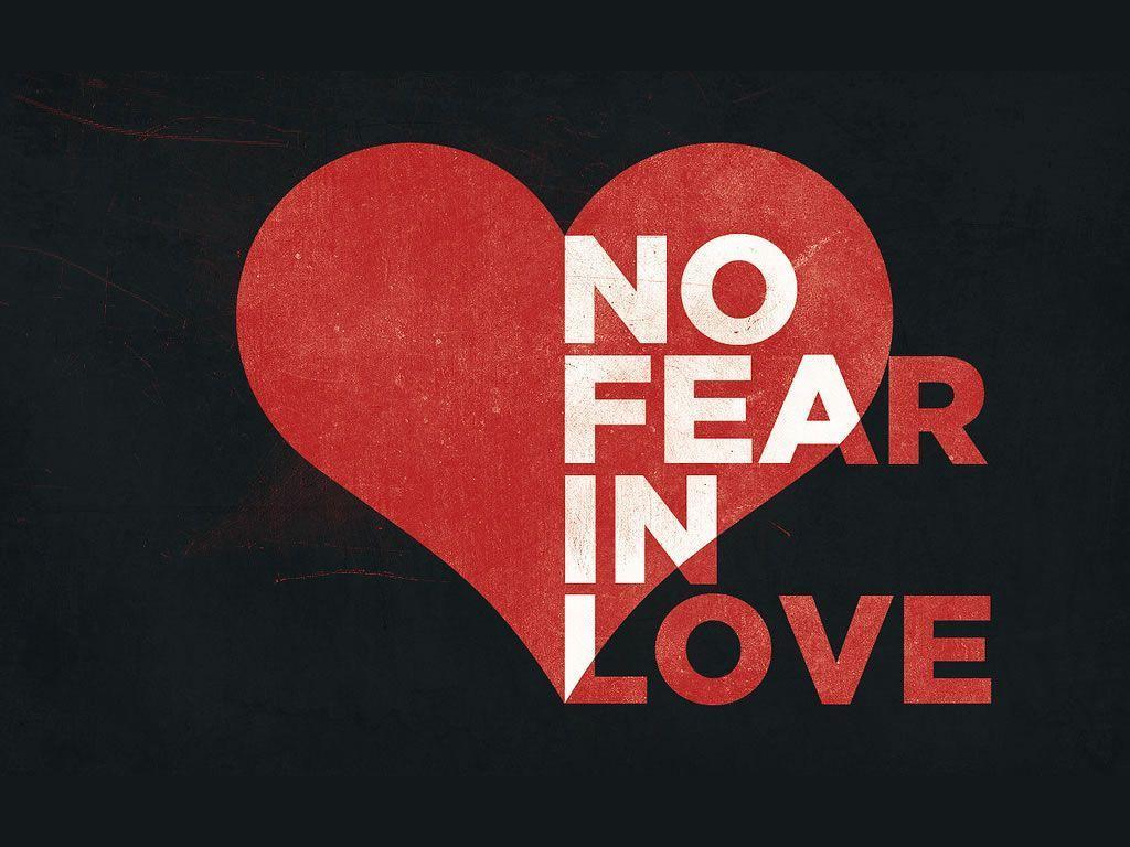 No Love Wallpaper: No Fear Wallpapers