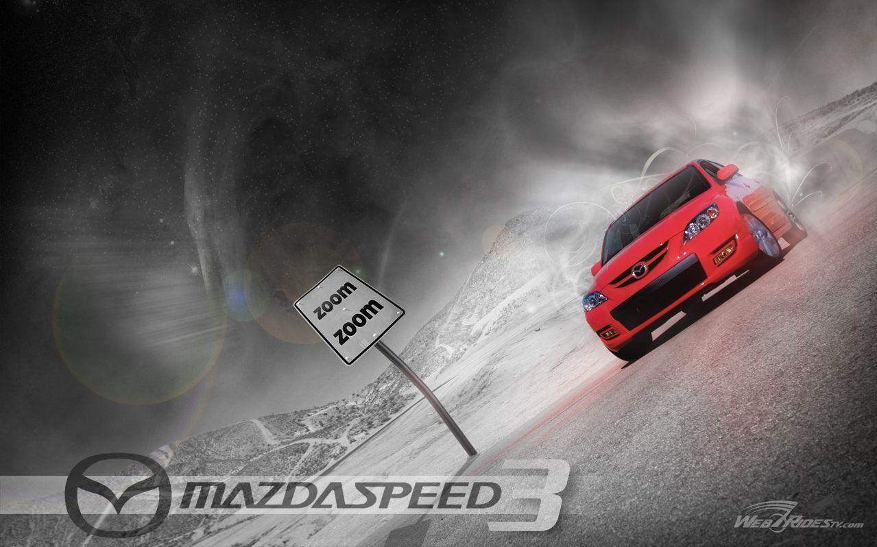 Vehicles For > Mazdaspeed Wallpapers