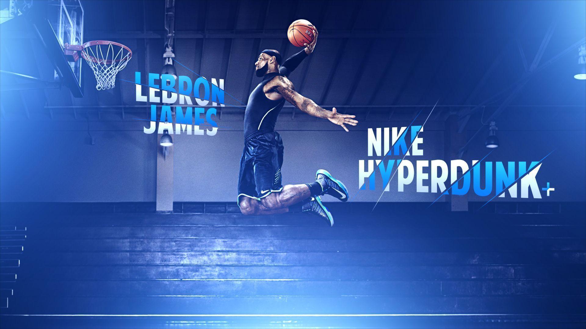 Basketball dunk wallpaper