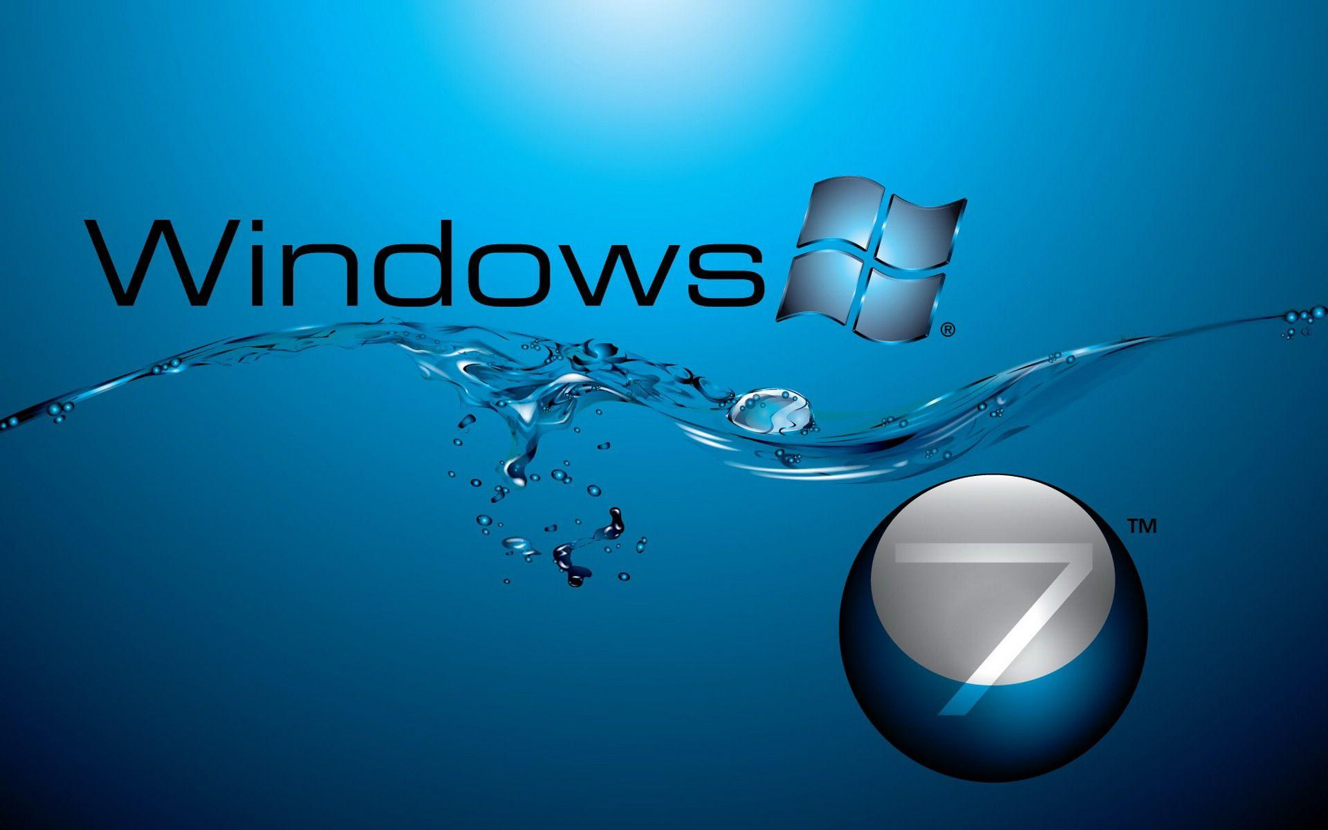 Free Win 7 Wallpapers Wallpaper Cave