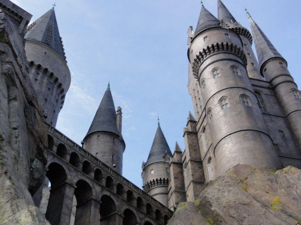 Image For > Hogwarts Castle Wallpapers
