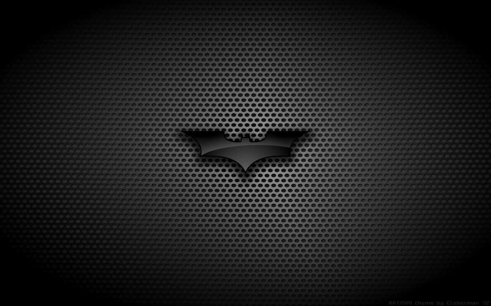 wallpapers for batman logo wallpaper android