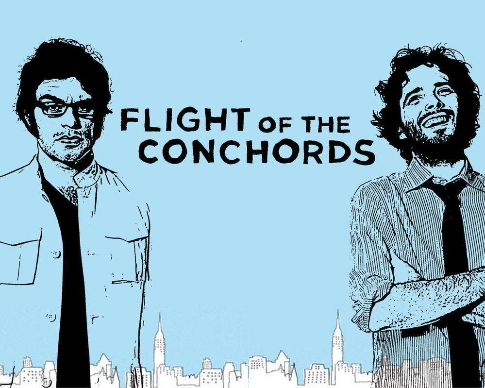 Flight of the Conchords Backgrounds by Crack 32