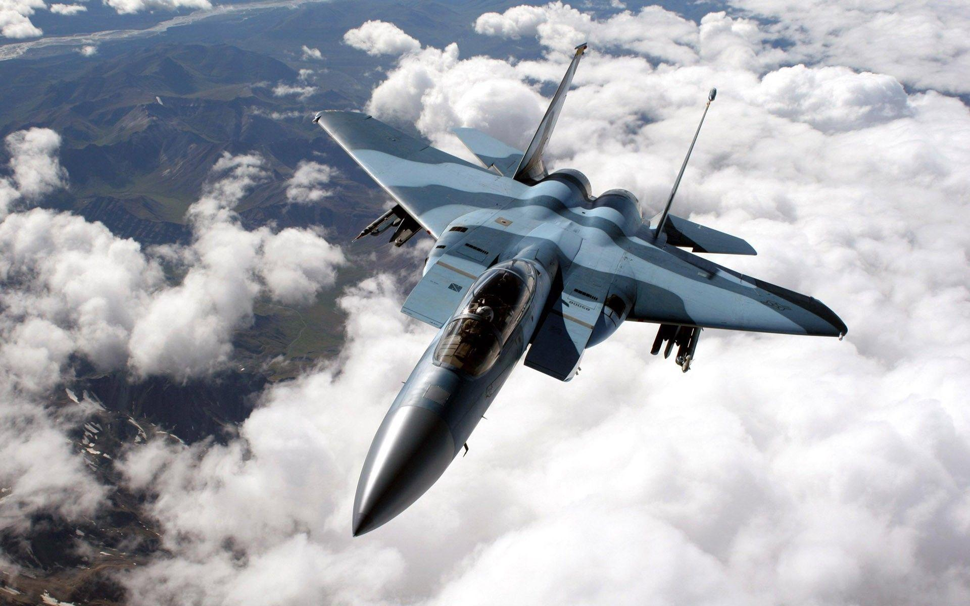The Aviationist » Air Combat Maneuvering over the