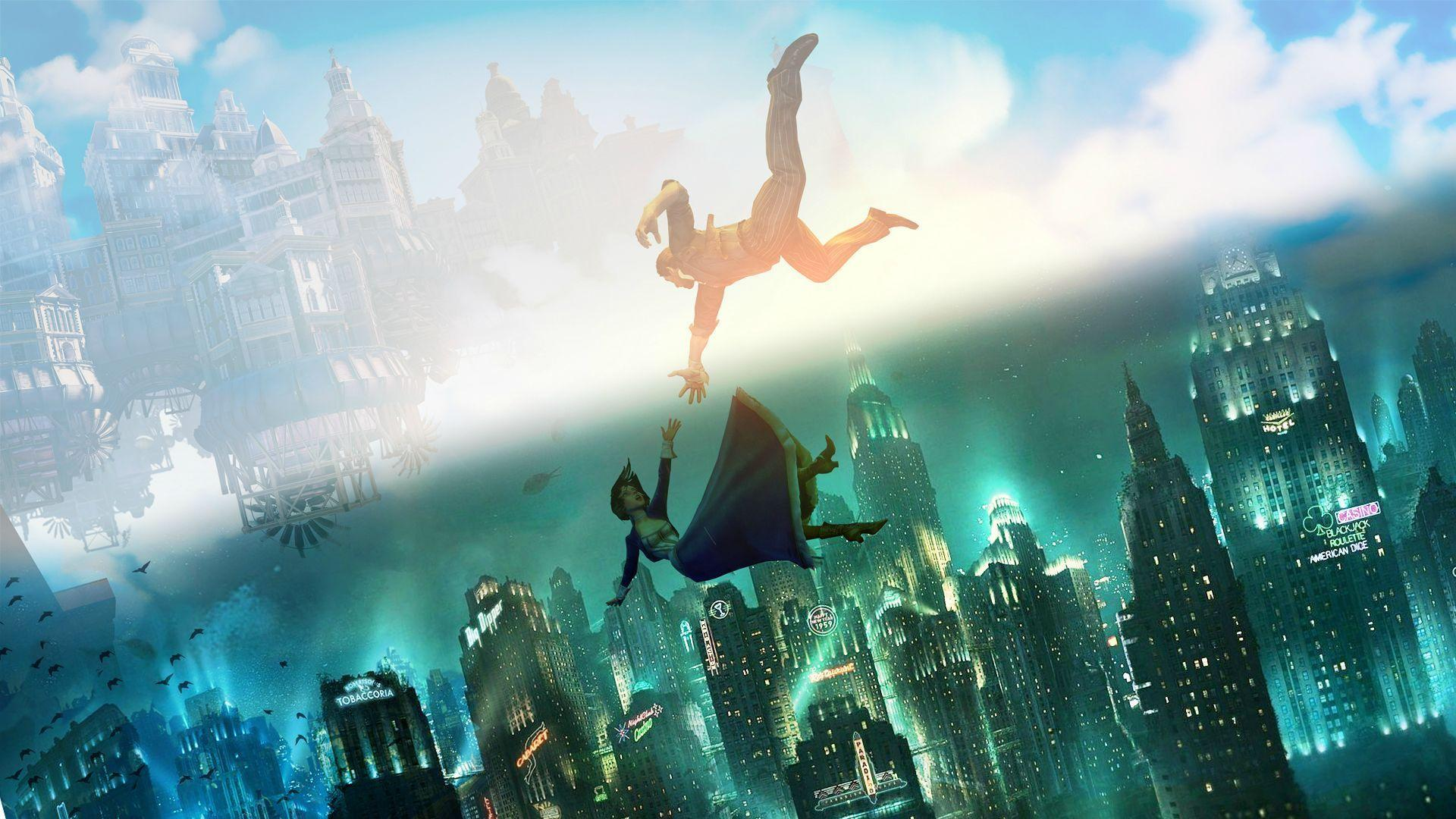 183 Bioshock Infinite Wallpapers