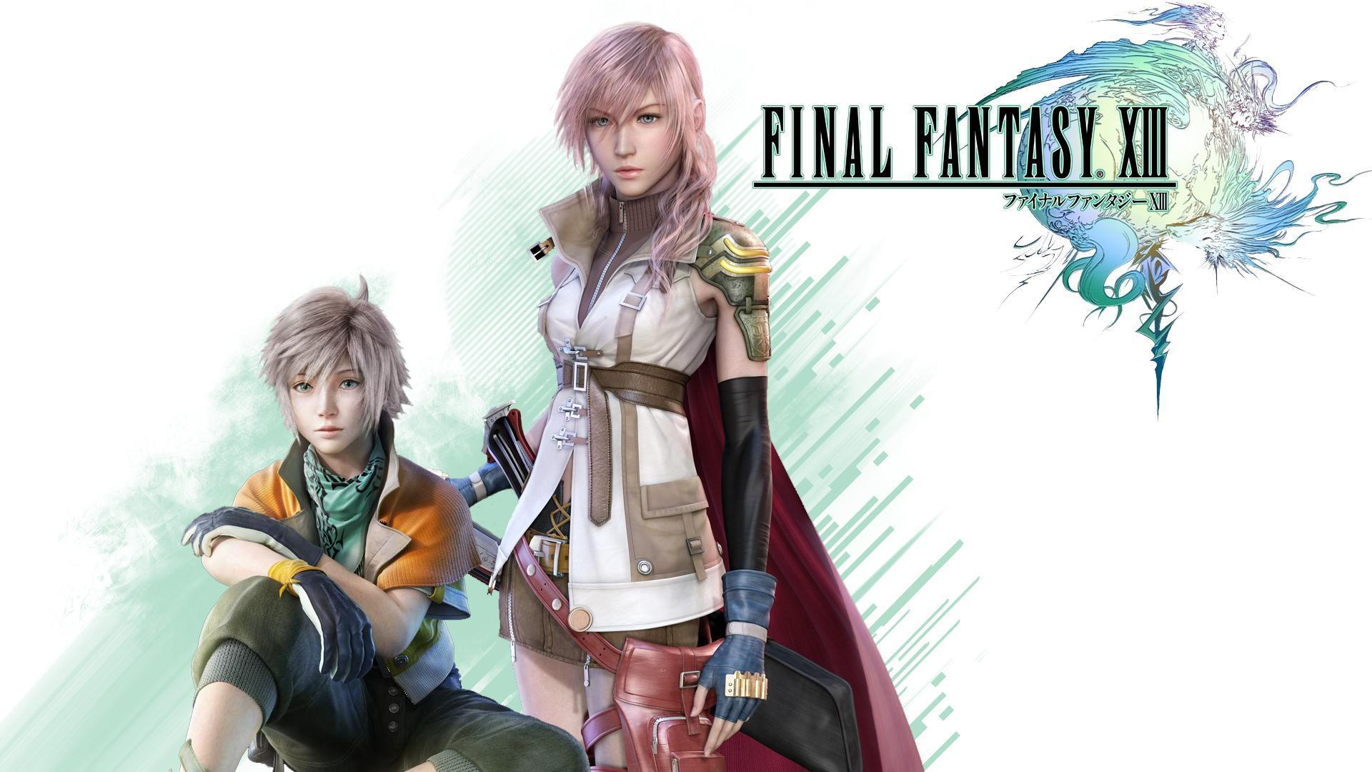 final fantasy xiii wallpapers 20