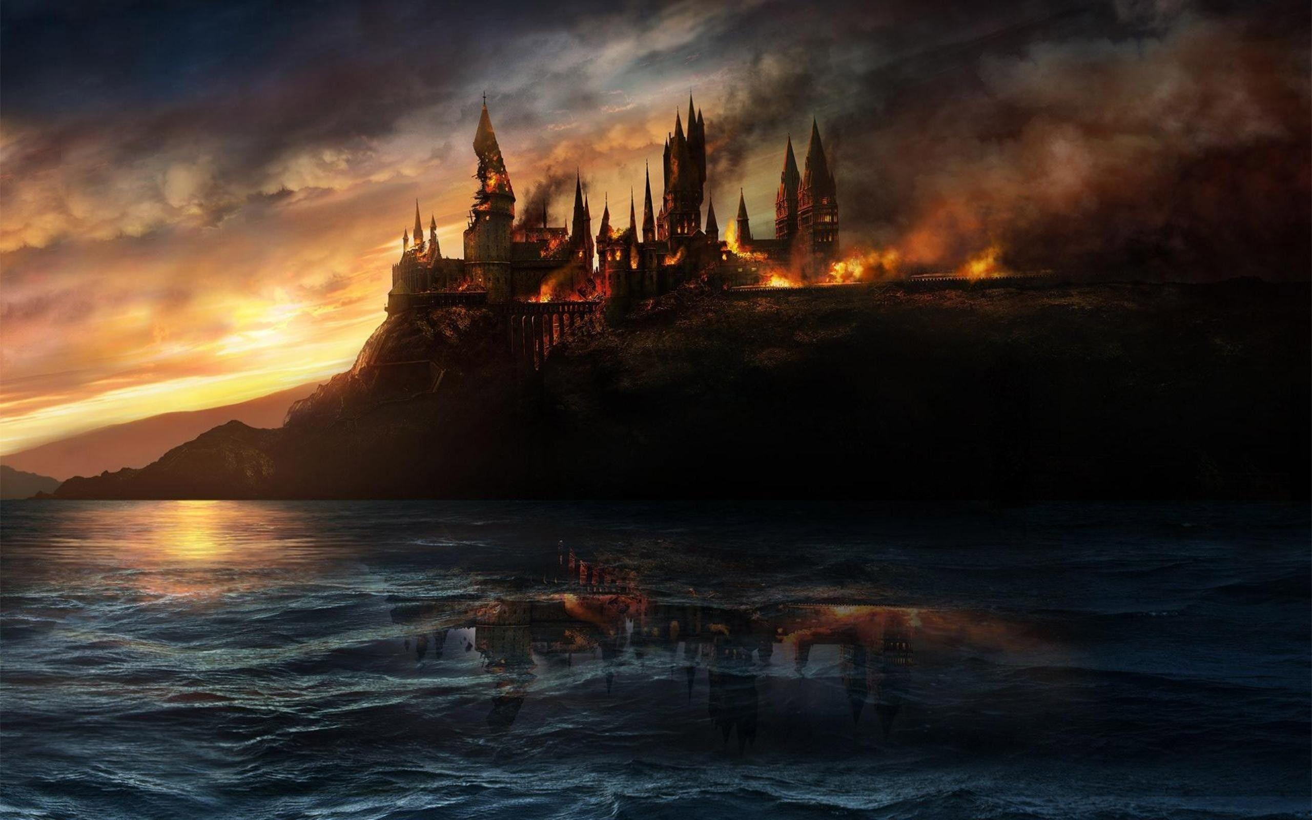 Image For > Hogwarts Castle Iphone Wallpapers