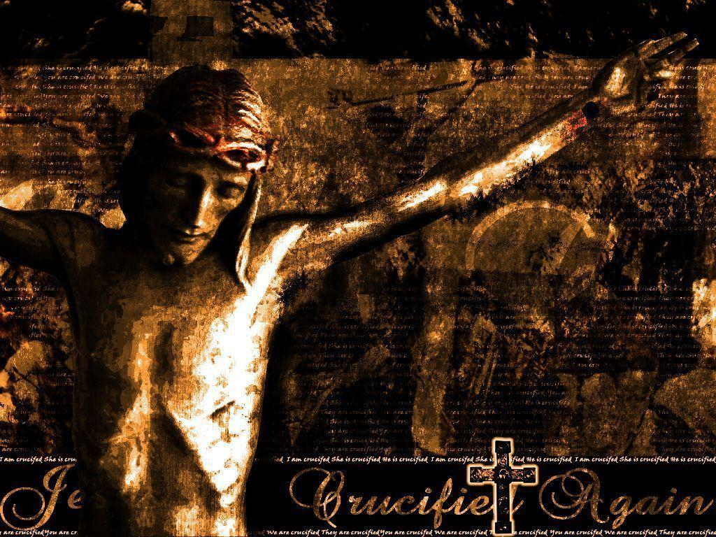 Image For > Jesus Crucifixion Wallpapers
