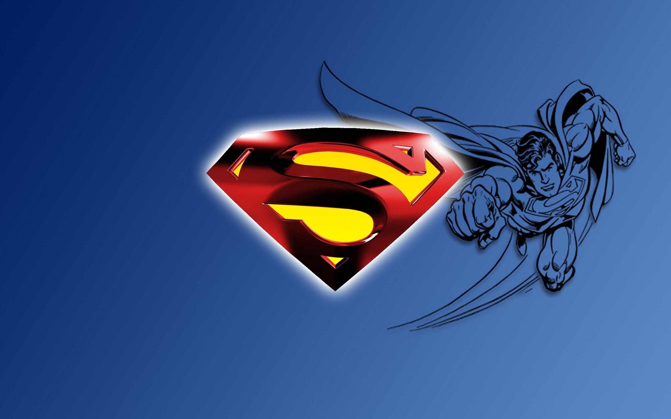 Superman Wallpaper Hd For Desktop 3313