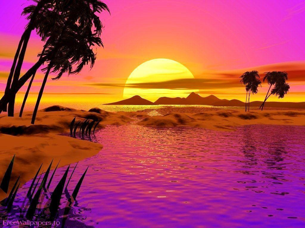 Sunset Desktop Backgrounds Free