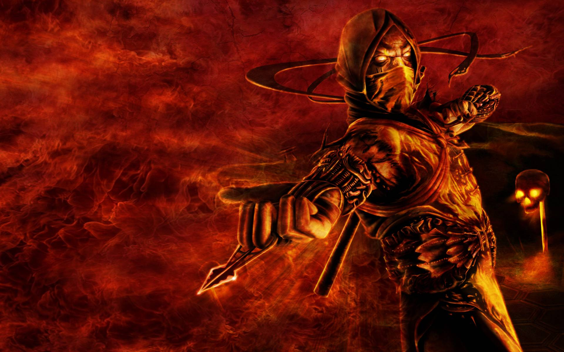 Image For > Scorpion Wallpapers Hd