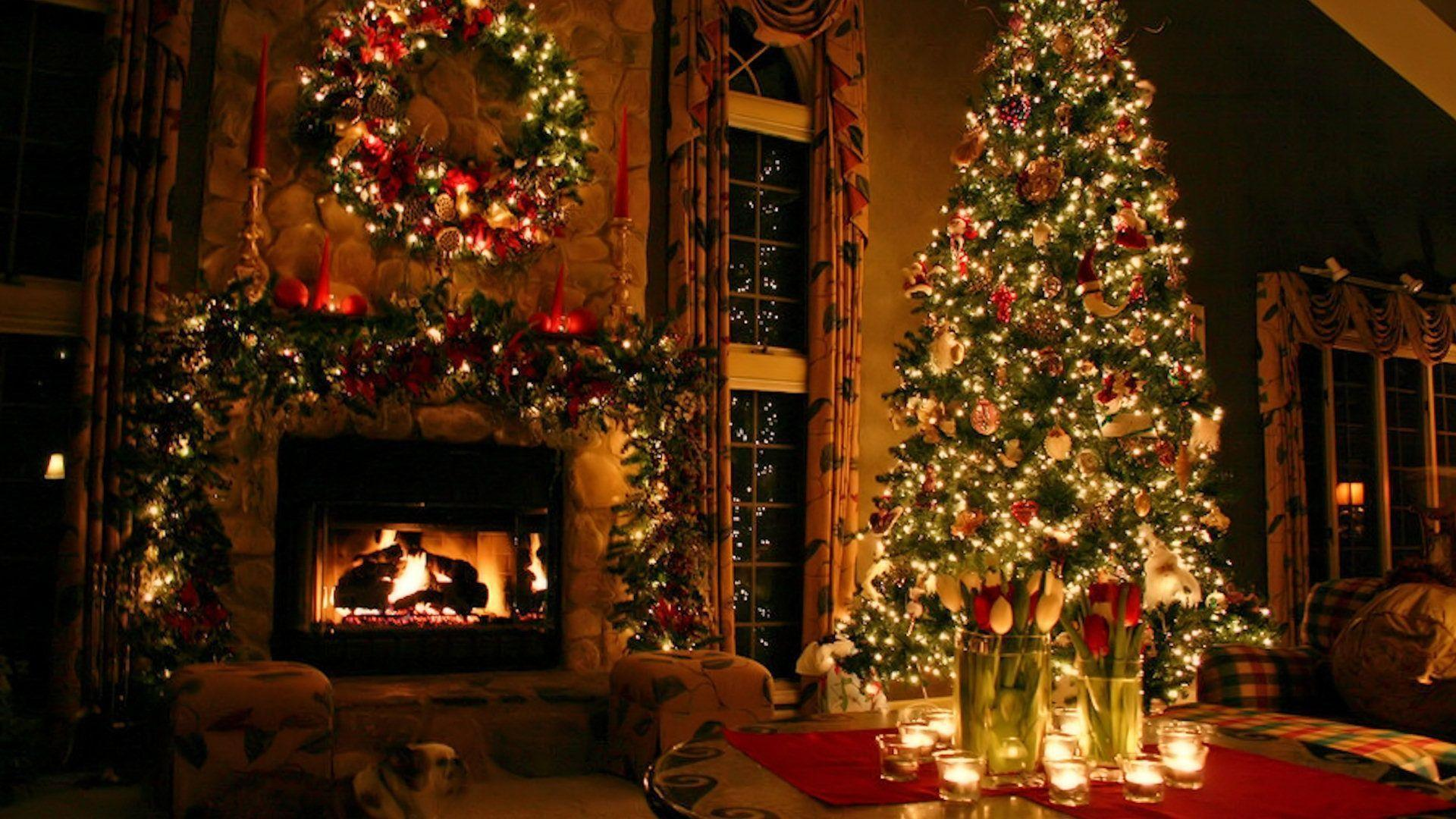 Christmas Night Wallpapers - Wallpaper Cave: http://wallpapercave.com/christmas-night-wallpaper